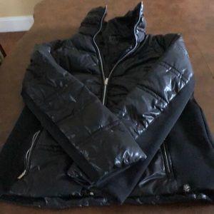 Marc New York light puffer jacket